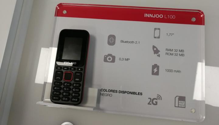 Imagen - InnJoo L100 y L200, dos móviles clásicos y con mucha autonomía