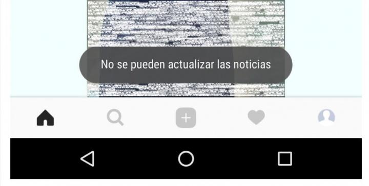 Imagen - Instagram se encuentra caído