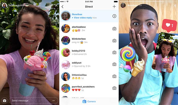 Imagen - Instagram ya permite responder Stories con fotos y vídeos
