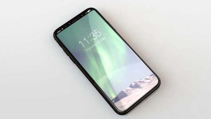 Imagen - Así podría ser el diseño del iPhone 8