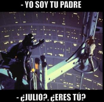 Imagen - Julio Iglesias incendia las redes sociales con memes