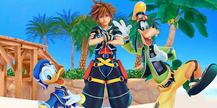Kingdom Hearts III presenta nuevo tráiler y confirma su fecha de lanzamiento
