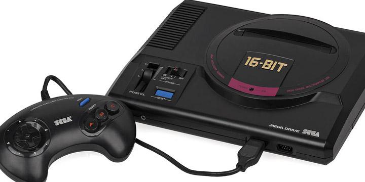Mega Drive Flashback y Atari Flashback, dos consolas retro que regresan