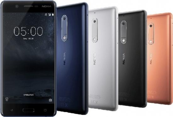 Imagen - Nokia 5 es oficial en España: todos los detalles