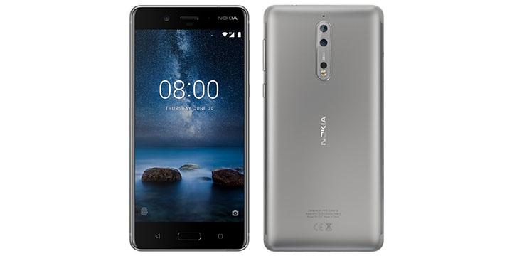 Imagen - Nokia 8 se muestra con todo lujo de detalles en nuevas imágenes