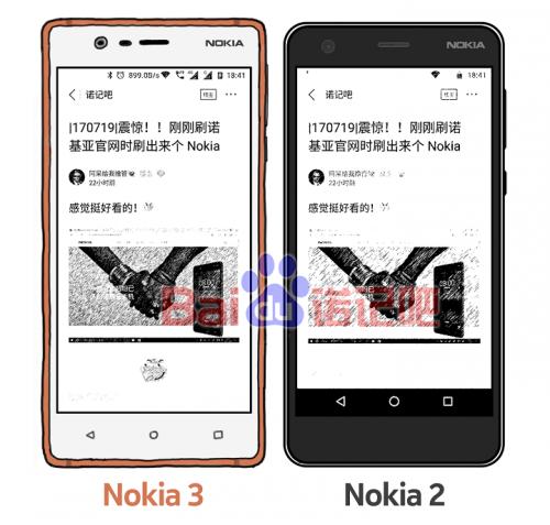 Imagen - Nokia 2, filtrado su posible diseño