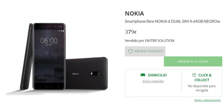 Imagen - Dónde comprar el Nokia 6