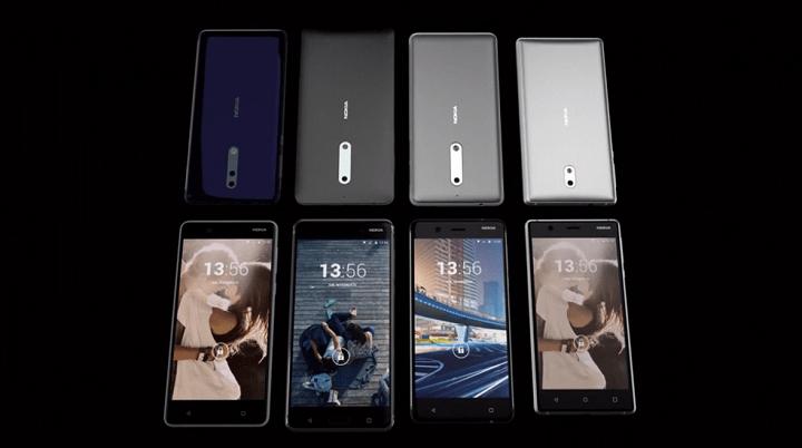 Imagen - Desvelados los colores, el precio y la disponibilidad del Nokia 8