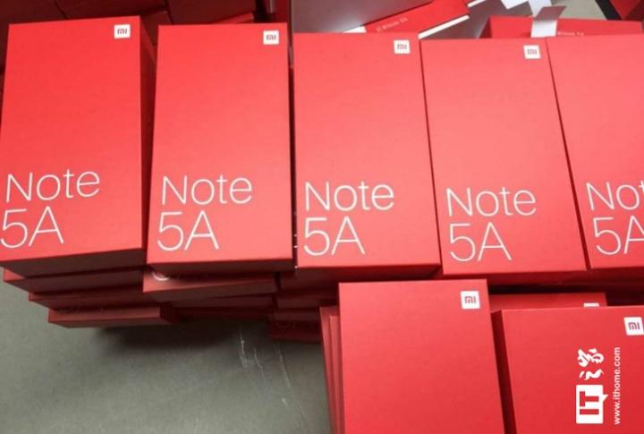 Imagen - Xiaomi Redmi Note 5A, el futuro móvil barato de la marca china