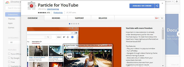 Imagen - Cuidado con las extensiones de Chrome que muestran publicidad maliciosa
