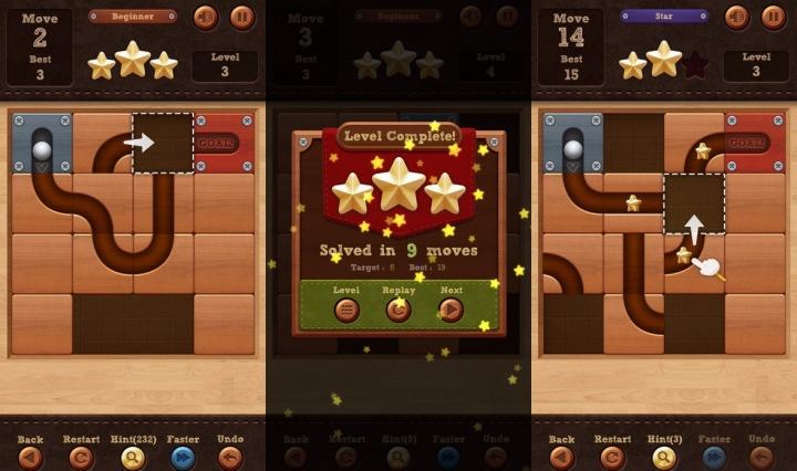 Imagen - Descarga Roll the Ball, un adictivo juego de puzzles para Android e iPhone