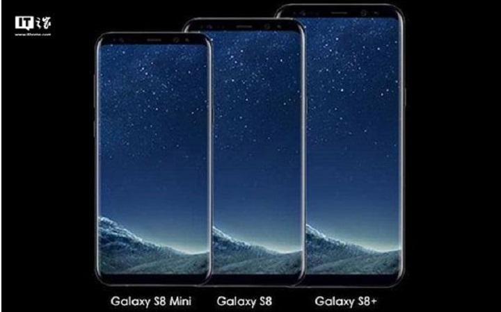 Imagen - Samsung Galaxy S8 Mini, estas serían sus especificaciones