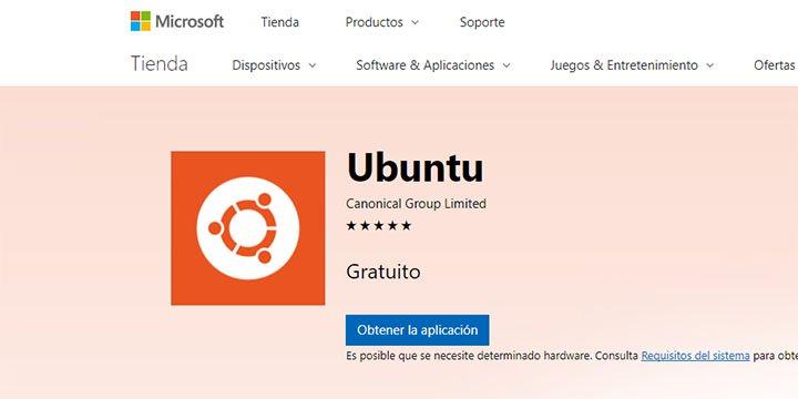 Imagen - Ubuntu estará disponible en la tienda de aplicaciones de Windows 10