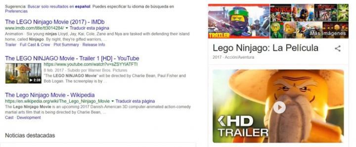 Imagen - Google reproduce automáticamente los vídeos de los resultados de búsqueda