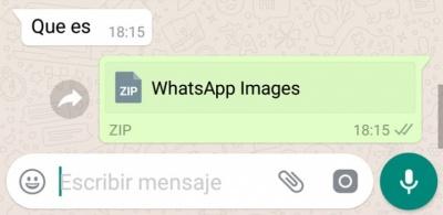Imagen - WhatsApp ya permite enviar casi cualquier tipo de archivo