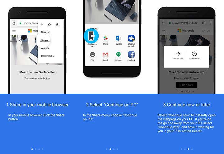 Imagen - Windows 10 te permitirá vincular tu smartphone con Android o iOS a tu PC