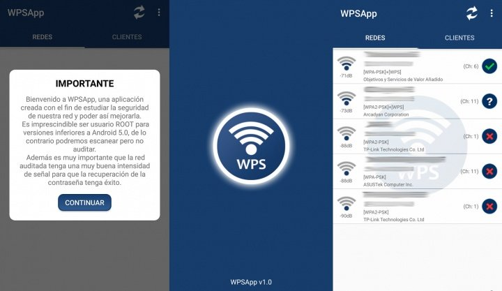 Imagen - Descarga WPSApp para comprobar la seguridad de una red WiFi