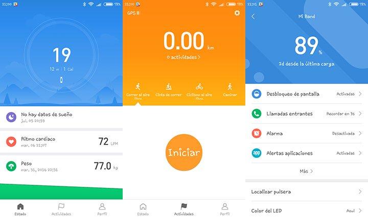 Imagen - Descarga Mi Fit 3.0, la app de las Xiaomi Band se actualiza con mejoras