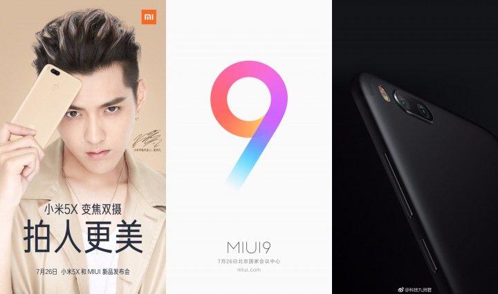 Imagen - Xiaomi Mi 5X, filtradas sus especificaciones y precio