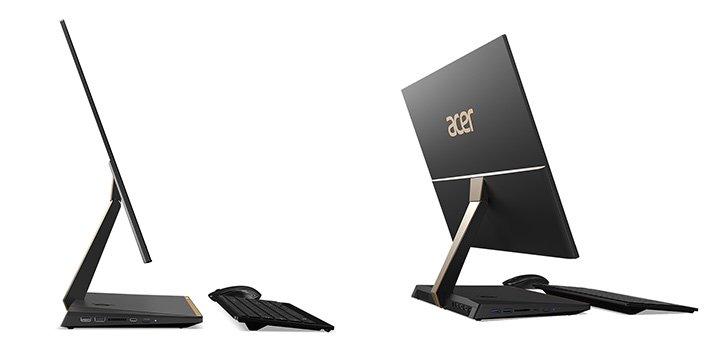 Imagen - Acer Aspire S24, sobremesa todo en uno ultraplano con pantalla sin marcos