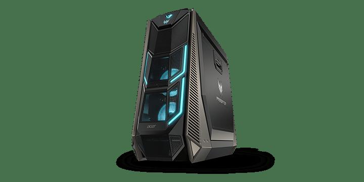 Imagen - Acer Predator Orion 9000 es la nueva serie de equipos futuristas orientados al gaming