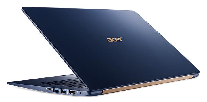 Imagen - Acer Swift 5, un ultraportátil superligero con la octava generación de procesadores Intel