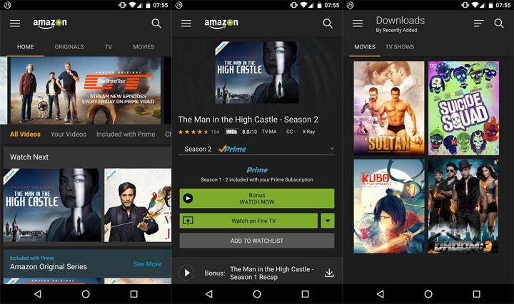 Imagen - Amazon Prime Video, ya disponible para descargar en Android