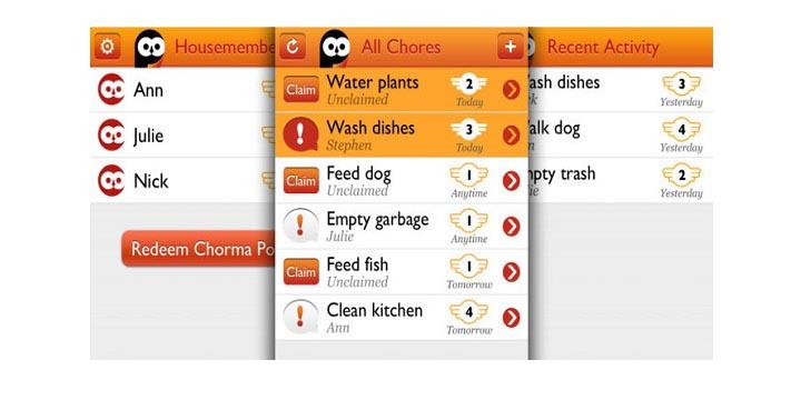 Imagen - 7 apps para gestionar las tareas de casa