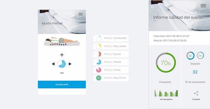 Imagen - iBedFlex es la nueva cama inteligente que podrás controlar desde tu teléfono o tablet