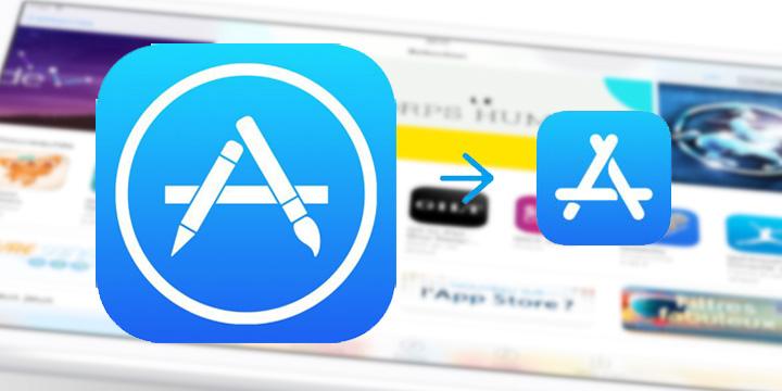 Imagen - La App Store de Apple renueva su icono