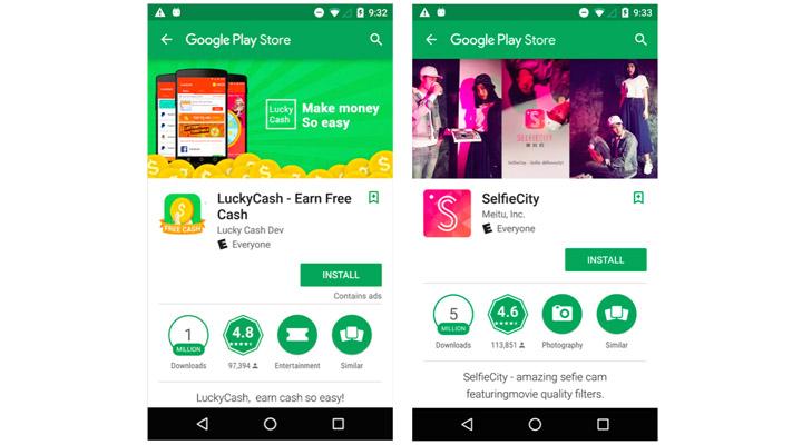 Imagen - Google elimina más de 500 apps de Android por infectar con malware