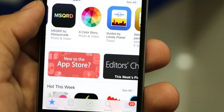 La App Store de Apple renueva su icono