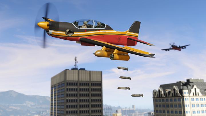 Imagen - GTA Online: Smuggler's Run, la actualización de Grand Theft Auto ya está disponible