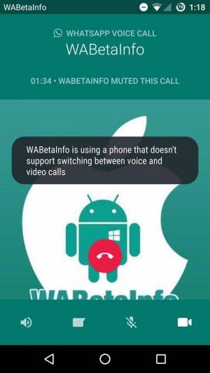 Imagen - WhatsApp ya permite hacer zoom en la foto de perfil y ver el nombre de un desconocido