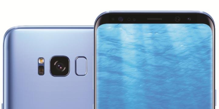 Imagen - Samsung Galaxy S8 en color azul coral, ya disponible en España