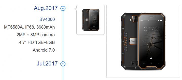 Imagen - Blackview BV4000, un smartphone ultra resistente con un buen diseño
