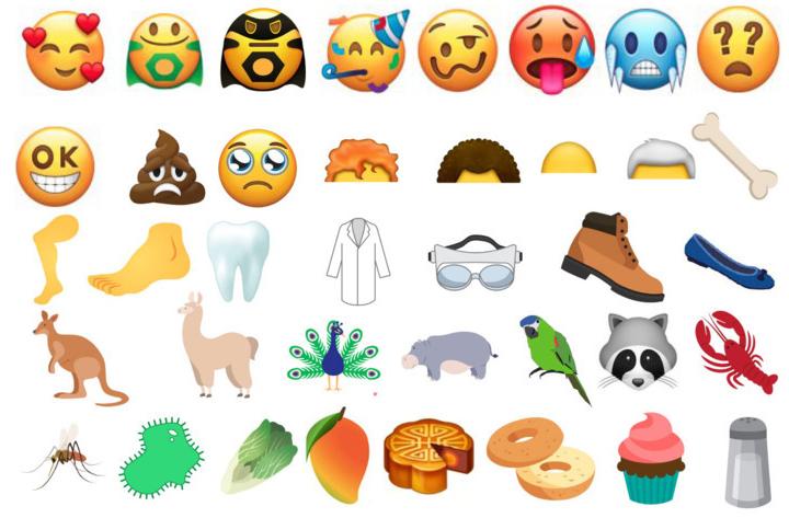 Imagen - Estos son los nuevos emojis que llegarán en el 2018