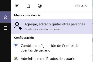Imagen - Cómo crear la cuenta de invitado en Windows 10