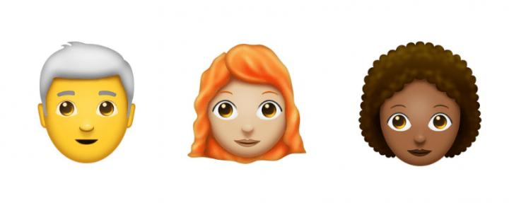 Imagen - Estos son los emojis pelirrojos que llegarán a WhatsApp
