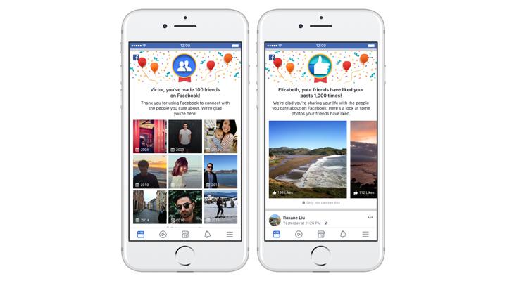 Imagen - Facebook ya permite compartir recuerdos por meses y estaciones
