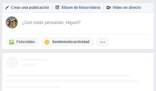 Imagen - Facebook no carga las publicaciones, está caído para muchos usuarios