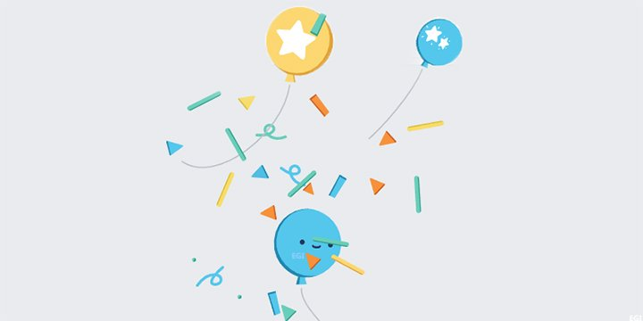 Facebook añade un efecto de felicitación cuando damos la enhorabuena