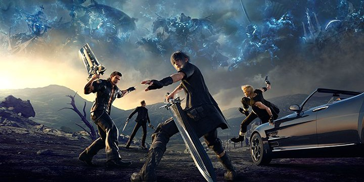 Final Fantasy XV llegará a PC en 2018