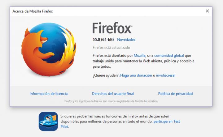 Imagen - Firefox 55 aumenta las restricciones sobre Adobe Flash y presenta novedades
