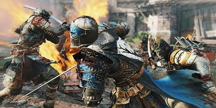 For Honor celebra un fin de semana gratuito en PC, Xbox One y PlayStation 4