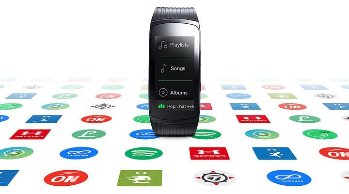 Imagen - Samsung Gear Fit 2 Pro, una smartband con una pantalla amplia y resistente al agua