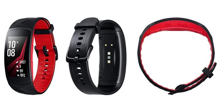 Imagen - Samsung Gear Fit2 Pro, la pulsera GPS deportiva que monitoriza tu actividad