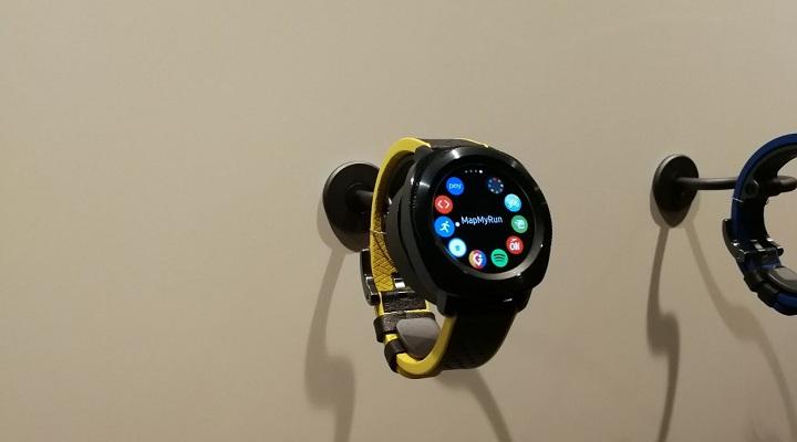 Imagen - Samsung Gear Sport, el reloj resistente al agua que te motiva a llevar una vida sana