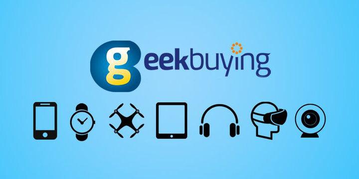 Descuentos de hasta el 70% en tecnología y electrónica con GeekBuying