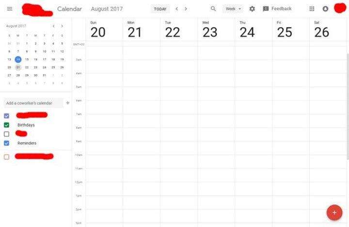 Imagen - Google Calendar se rediseña